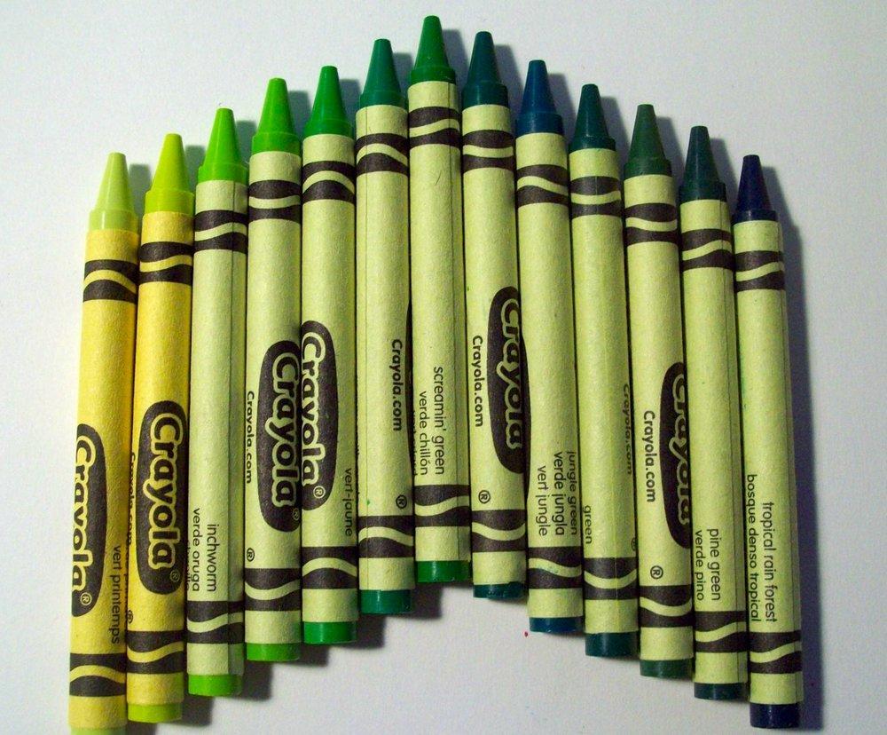 green crayons.JPG