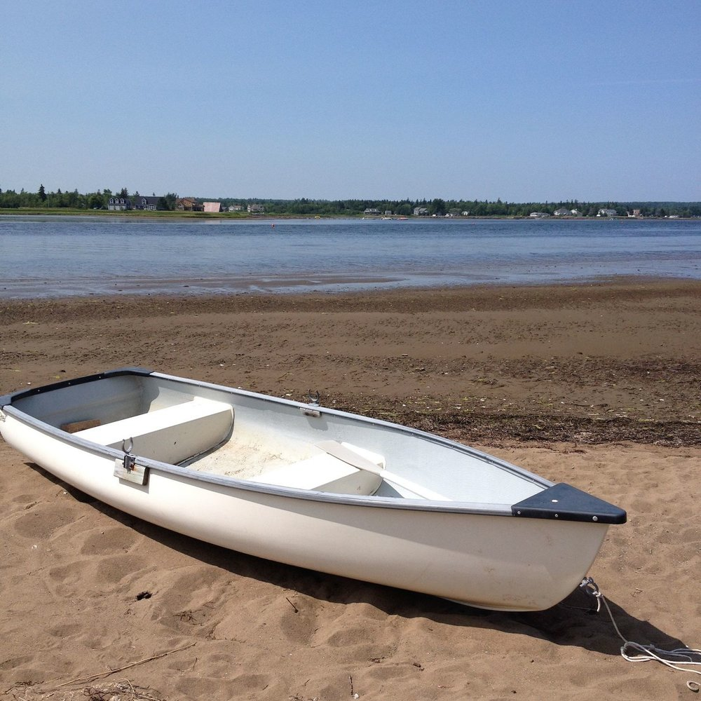 rowboat Seagull beach.jpg