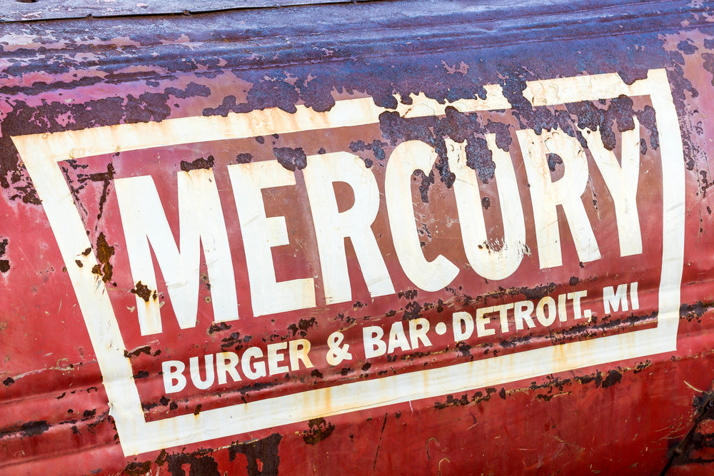 Mercury Burger Bar