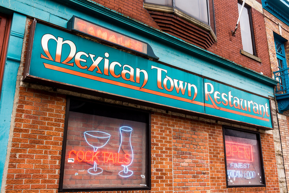Mexican Town Restaurant