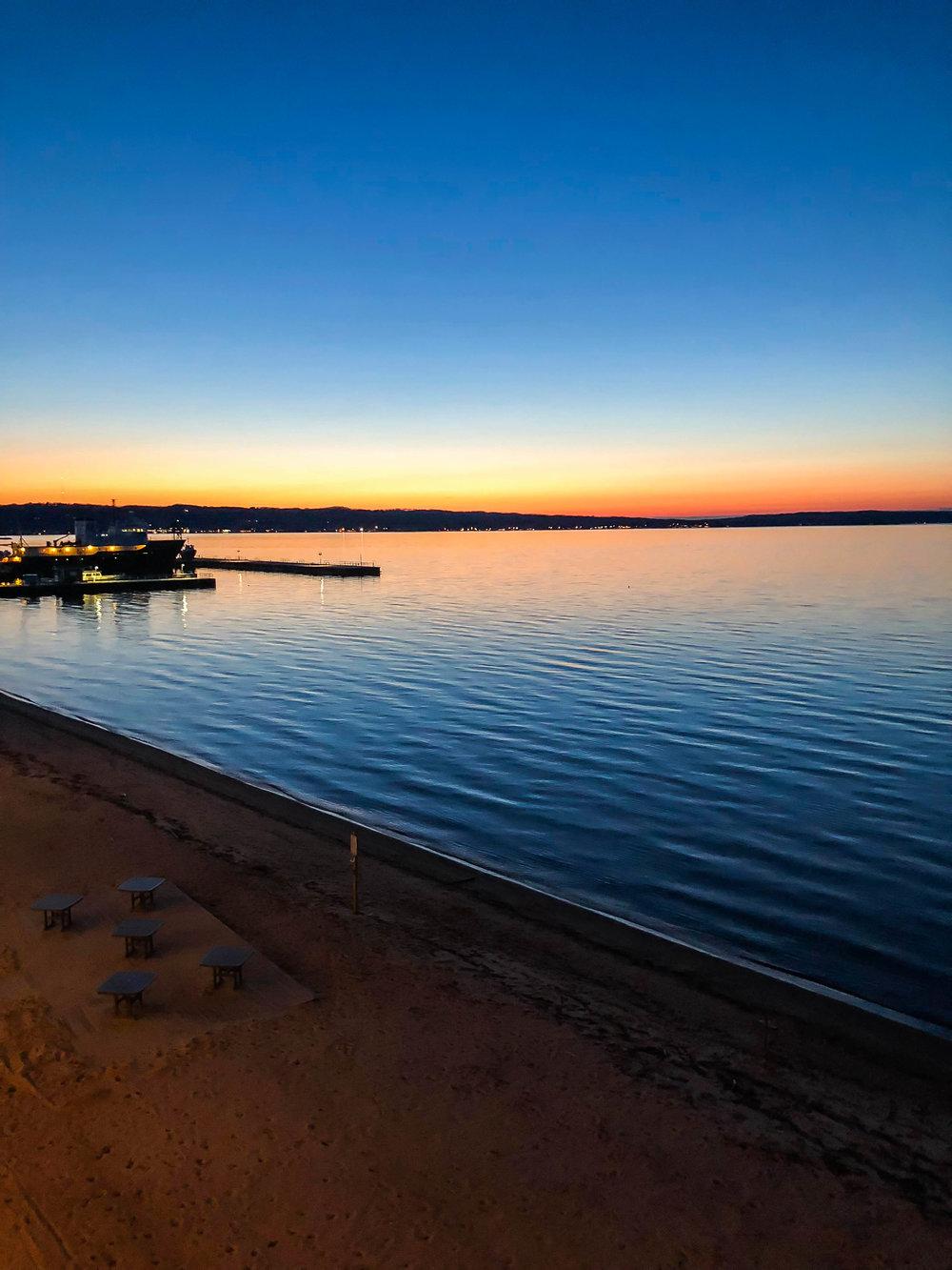 Bayshore Resort Sunset