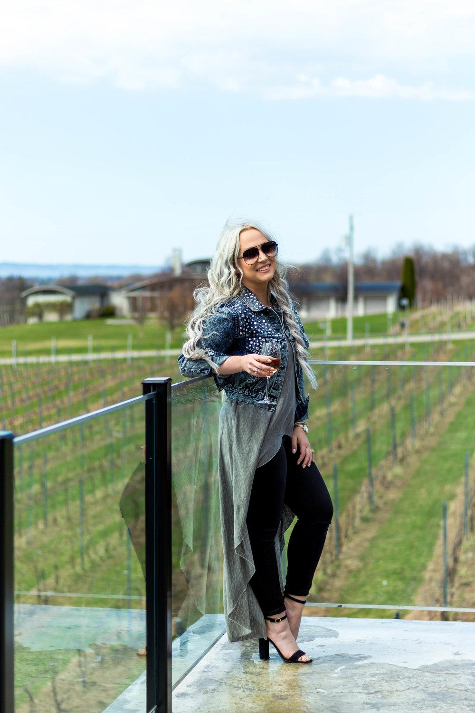 Winery Patio