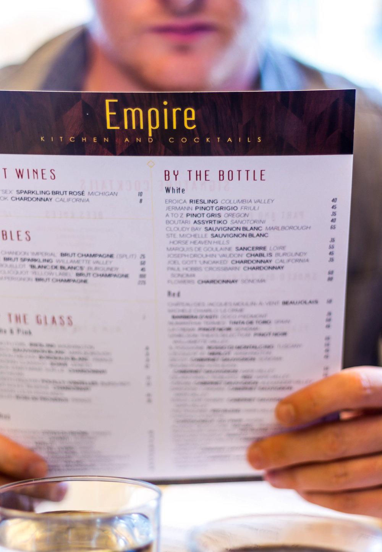 Empire Review