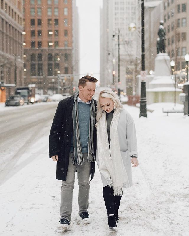 Allow us to reintroduce ourselves! 👋🏻🏙👋🏻 We're Andrew and Emily, the couple behind Dssentials. We have lived in Detroit for close to 2 years and are getting married here in October! There isn't much we don't rave about when it comes to the Motor City, but we want to know what you want to see from us? ❔⁉️❕ More history tidbits, things to do/see, our favorite restaurants, architectural info, something else? Sound off below and we'll make it happen! 🏙👍🏻🏙 . . . 📸: @nikimariephoto . . .  #dssentials #detroitproud #candiddetroit #detroitusa #elitedet #detroitliveshere #detroitphotography #actuallydetroit #seenindetroit #downtowndetroit #hellodetroit #detroitmi #wearedetroit #detroit #detroitmichigan #rawdetroit #detroitskyline #hellyeahdetroit #indulgedetroit #motorcity #onlyindetroit #scenefromdetroit #asdetroitsown #embracedetroit #detroitblogger #detroitgrammers #puredetroit #revivethed