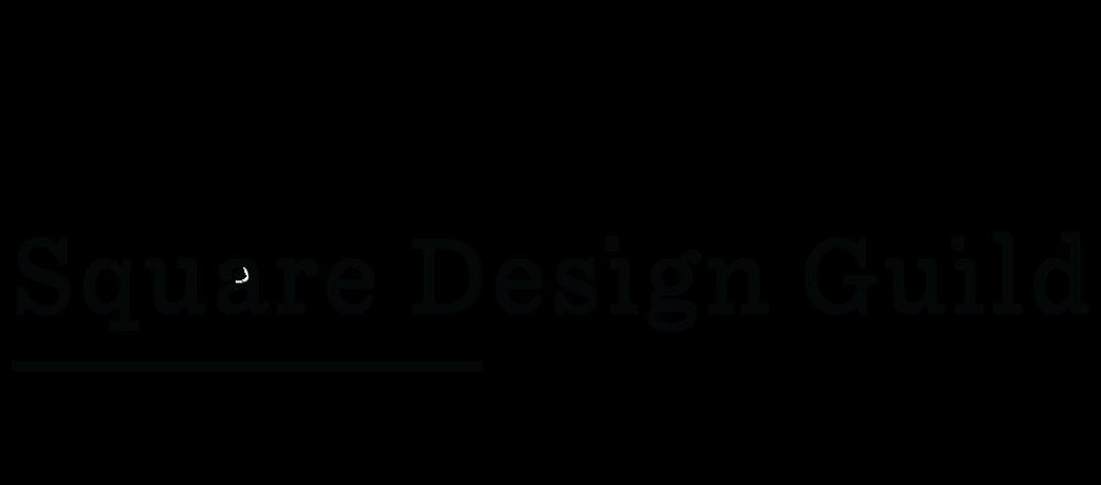 As seen in Square Design Guild site showcase