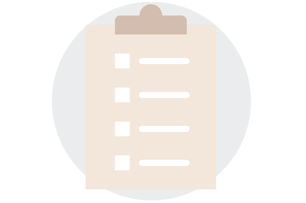 Square Secrets workbook clipboard icon
