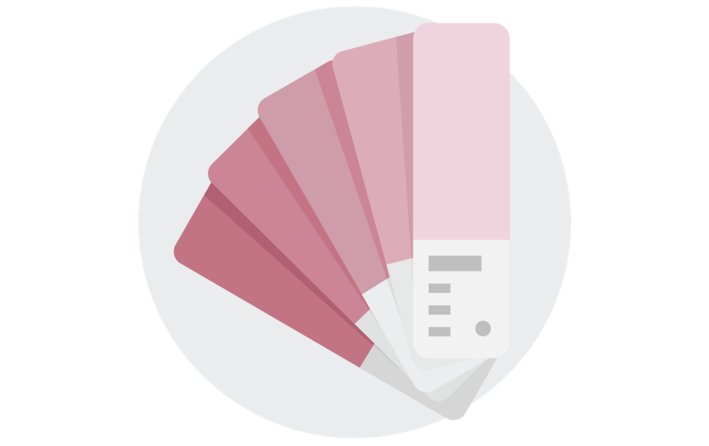 Square Secrets opt-in training paint swatch icon