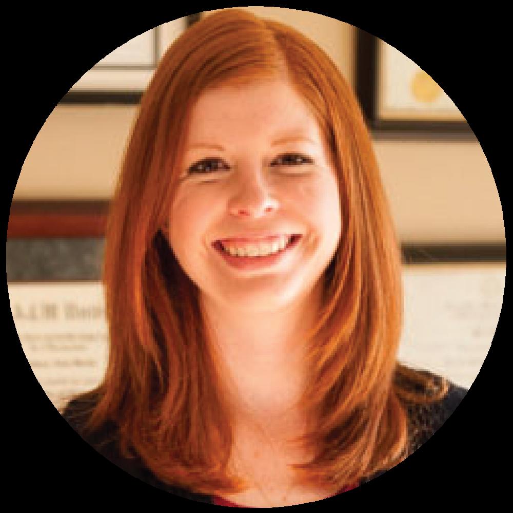 Square Secrets student Jennifer Bierds