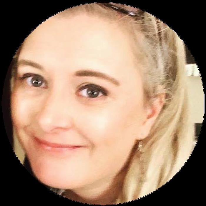 Square Secrets student Tracy Keough Spatz