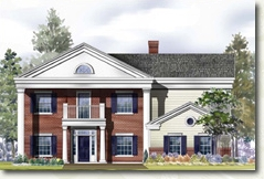 Manor Homes - The Manor Homes will feature the largest lots and provide the most flexibility to respond to the varied lifestyle interests of sophisticated homebuyers seeking gracious living.