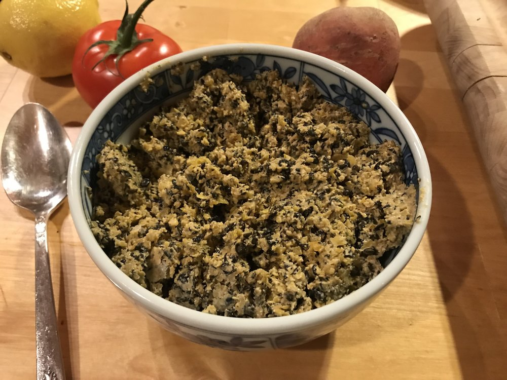 Keep in the fridge for up to a week (best in back of fridge in a sealed container). Add all the spice and flavor that you want, or cook as is!