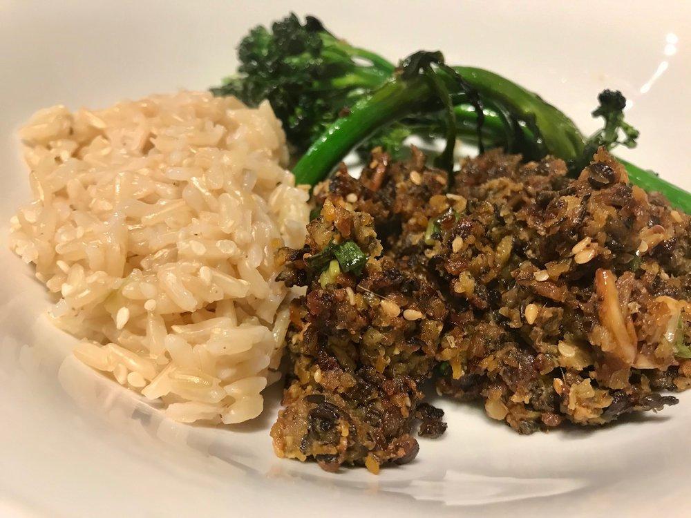 Vegan Korean Beef