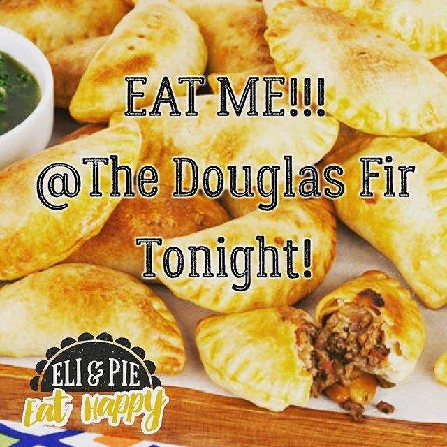 We are @the_douglasfir 144 Anerley Rd, London SE20 8DL.  Chicken and Chorizo, Beef, Pulled Pork and Veg, all accompanied with a Pint. So get there early and #eathappy  #yummy #streetfood #publife #pieandpint #pie #winternights #microbrew #ipa