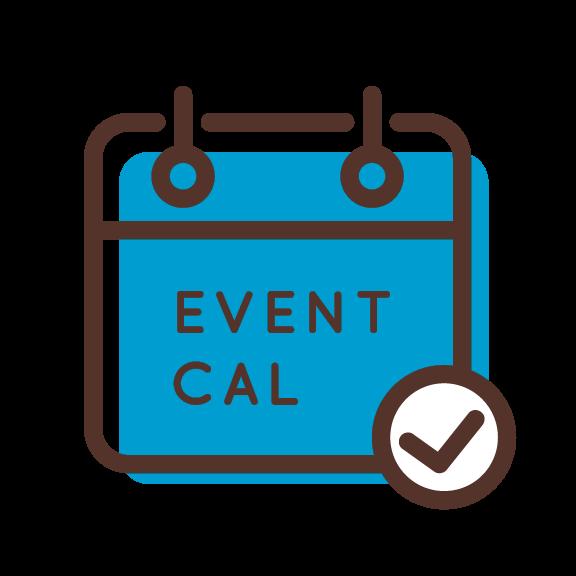 event calendar -