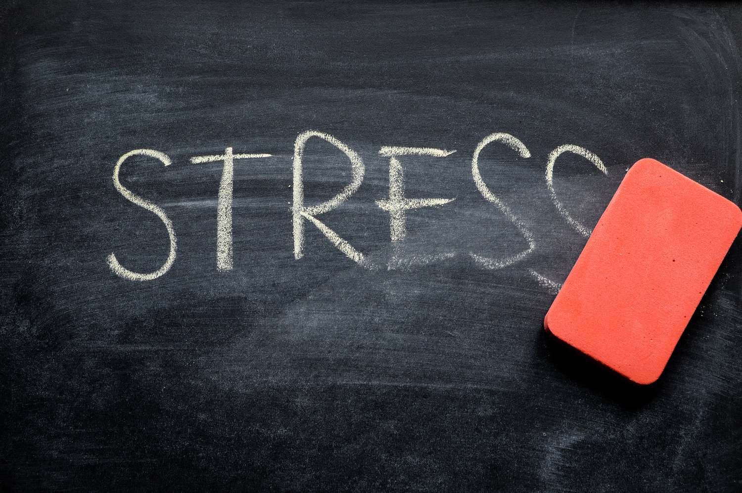 Stress, what does this word mean to you?