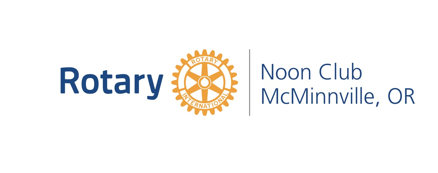 Noon Rotary, McMinnville, OR