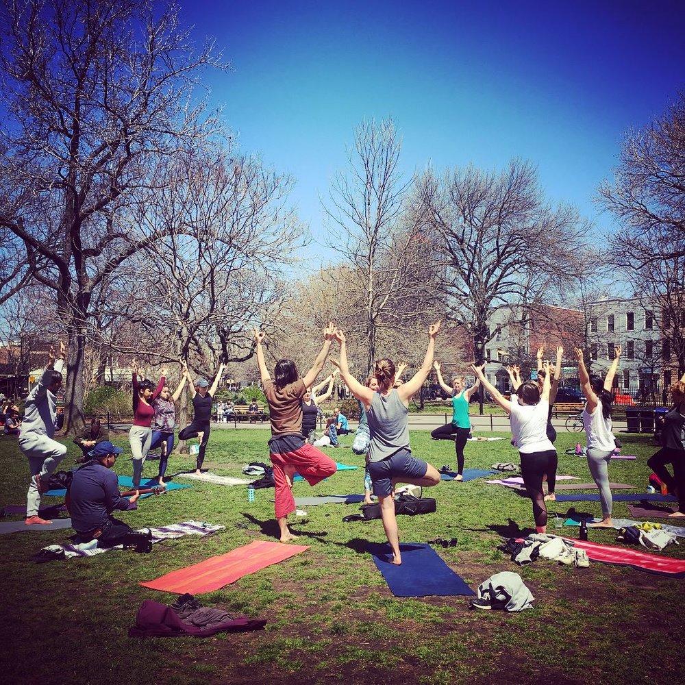 Group Weekly Classes - Monday 11AM - Vinyasa Express at Chalk GymsMonday 7:30PM - Reiki Restorative Yoga at Root MammaFriday 6:00PM - Shanti Yoga + Meditation at Root Mamma
