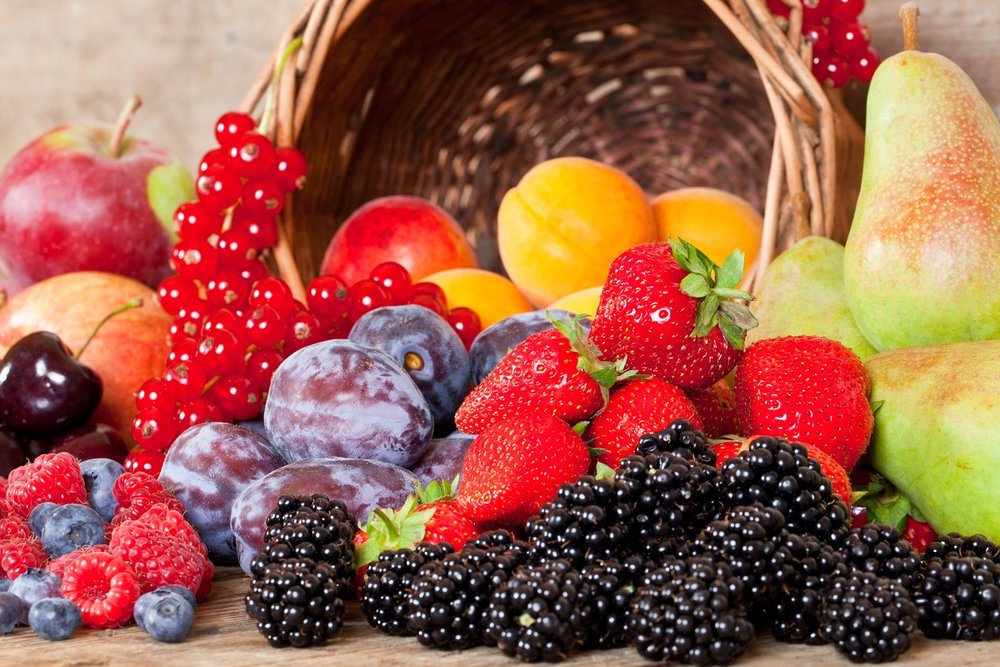 Summer fruits are here!