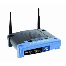 Older style Linksys Router