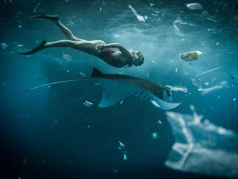 INDONESIA PLEDGES $1BN A YEAR TO CURB OCEAN WASTE   The Guardian