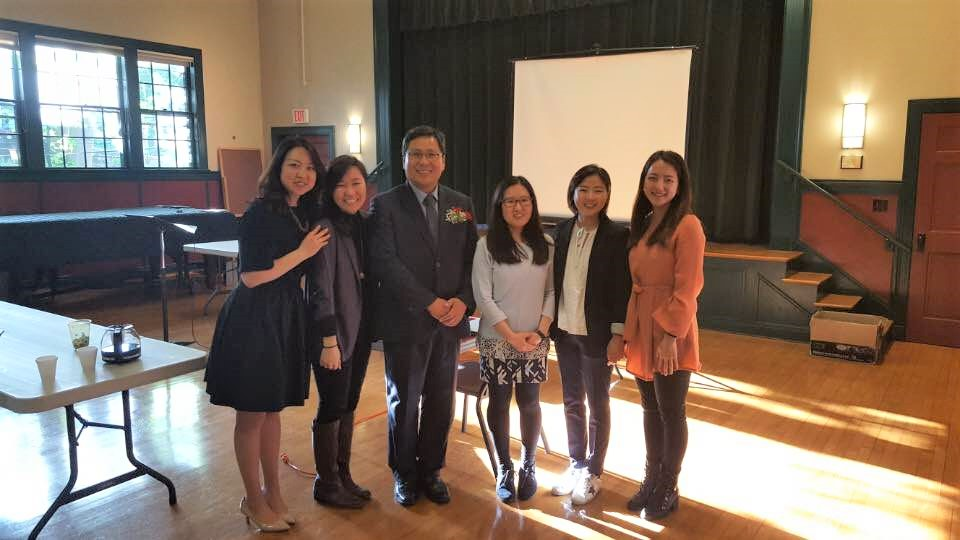 5/13/2018 Parent-Child Relationship Workshop at Good Korean Methodist Church