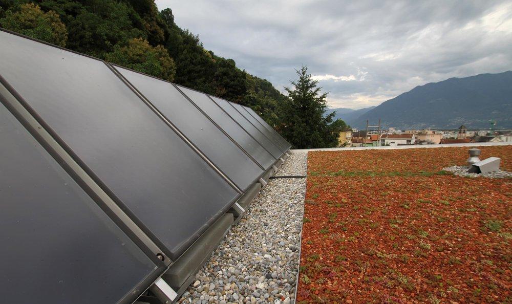 Solarwarmwasser