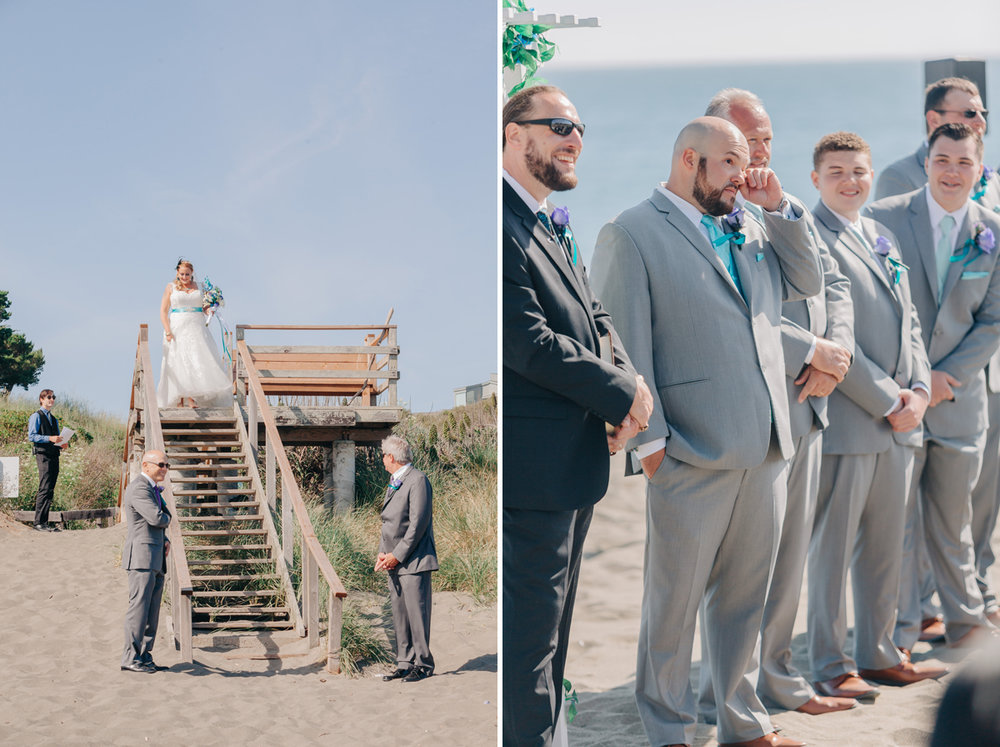 Bodega Bay Beach Wedding