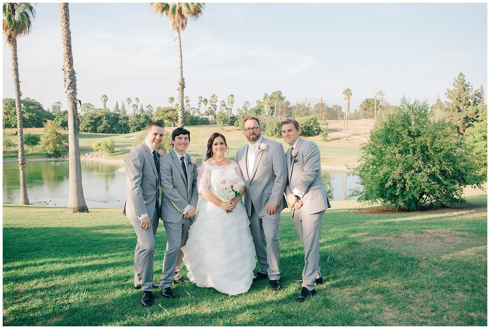 La Mirada Golf Course Weddings