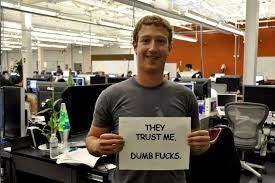 Zuckerberg claimed not to know what