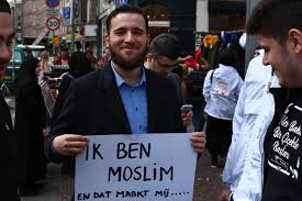 Almost half of young Muslims said they had personal experience of discrimination -