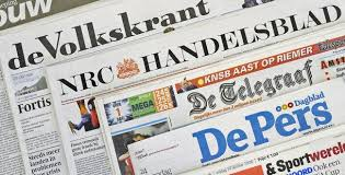 Dutch press; the best is very good, the worst is just as bad as everywhere else. -