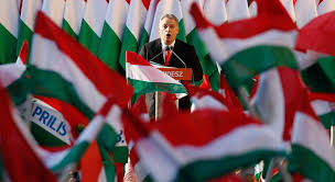 Orban flying the flag for every national grievance he can resurrect -
