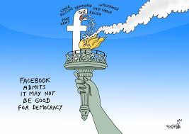 Facebook: too much power to censor, classify and influence. -