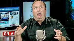 Alex Jones - just one of the insane voices of the nut-jobs lying and hating their way to control.... Boy, do they detest democracy.... -