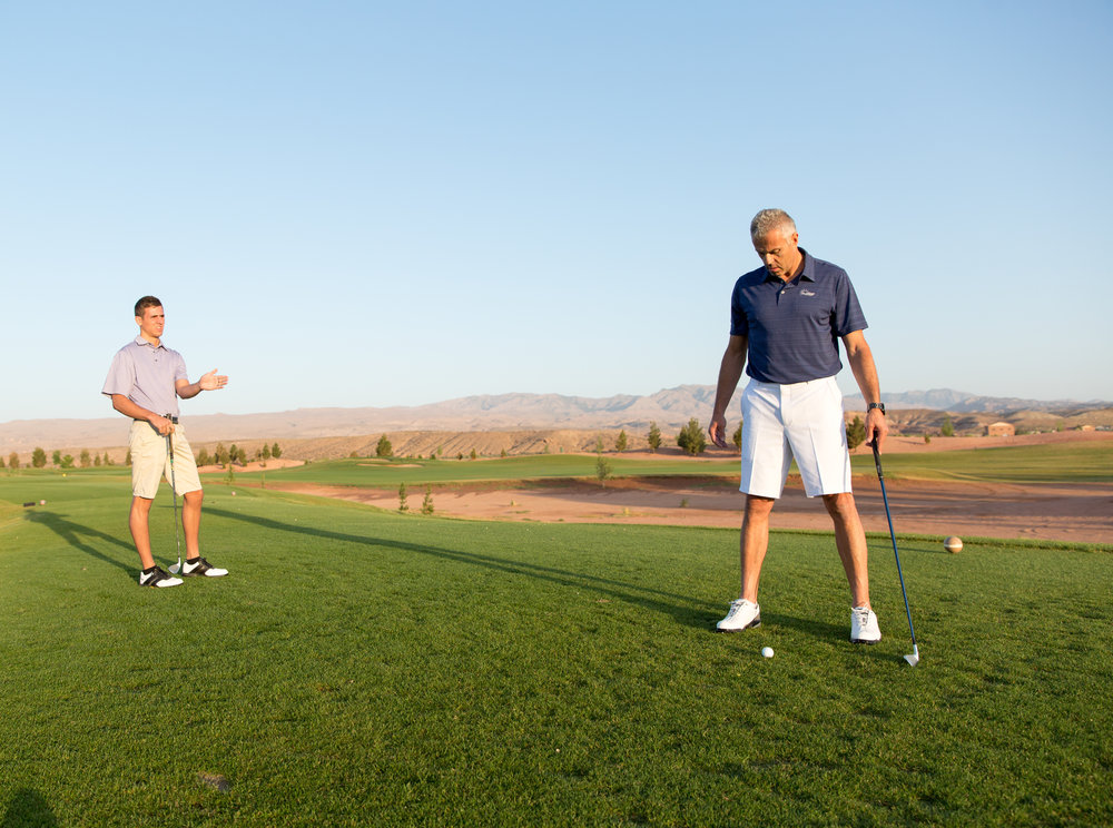 Sunriver golf club lessons
