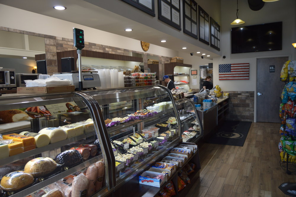 Bagel Gallery - New Location - Opening Day 014.JPG