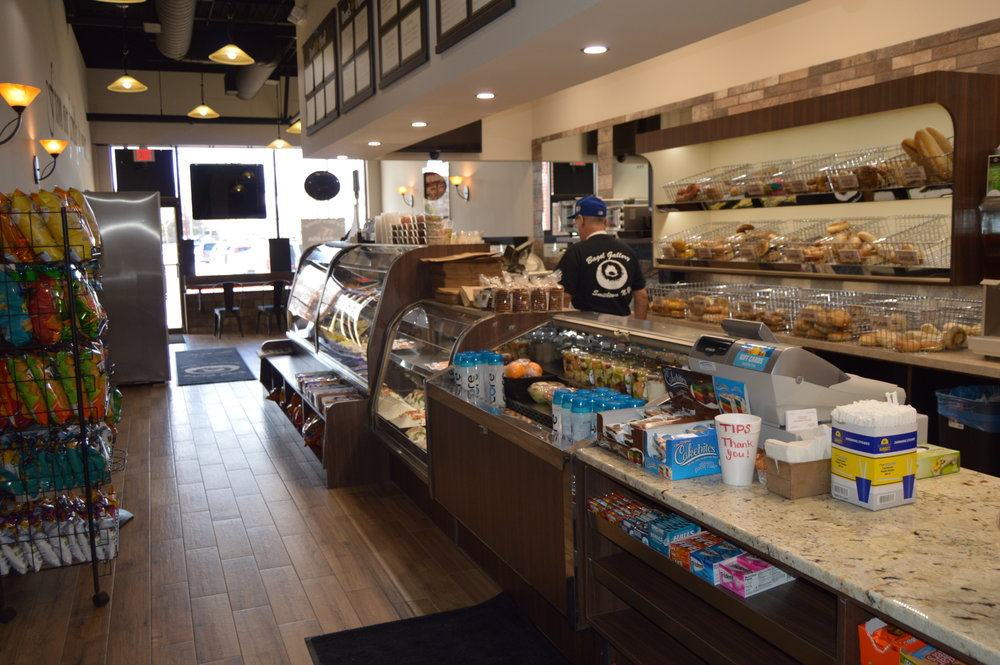Bagel Gallery - New Location - Opening Day 018.JPG