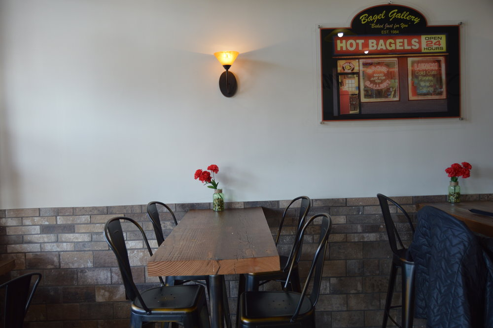 Bagel Gallery - New Location - Opening Day 020.JPG
