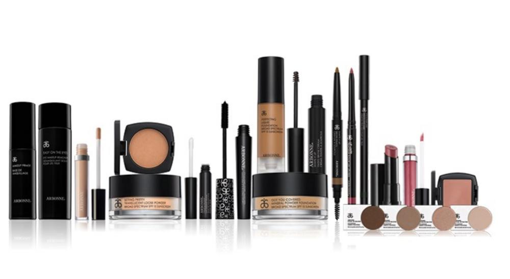 Arbonne Makeup Review collection