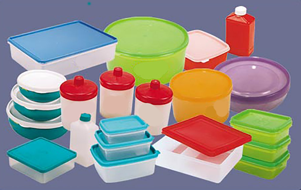 Make sure all food items are sealed in airtight containers or bags.