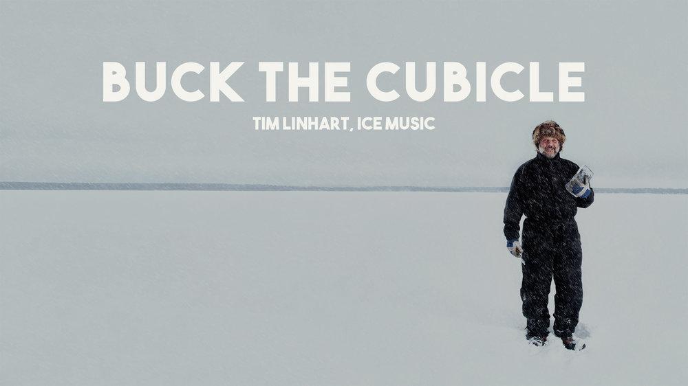 Buck The Cubicle | Ice Music | P2 Photo + Video