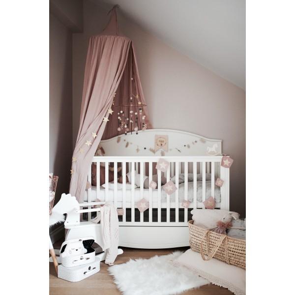 Linen Canopy - Powder Pink  sc 1 st  LaLino & Linen Canopy - Powder Pink u2014 LaLino
