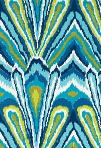 trina turk peacock