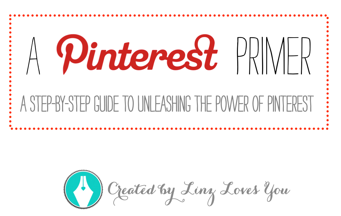 a pinterest primer tutorial by linz loves you