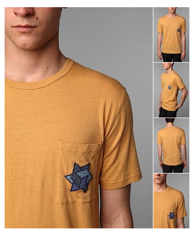 urban outfitters anti-semitic shirt