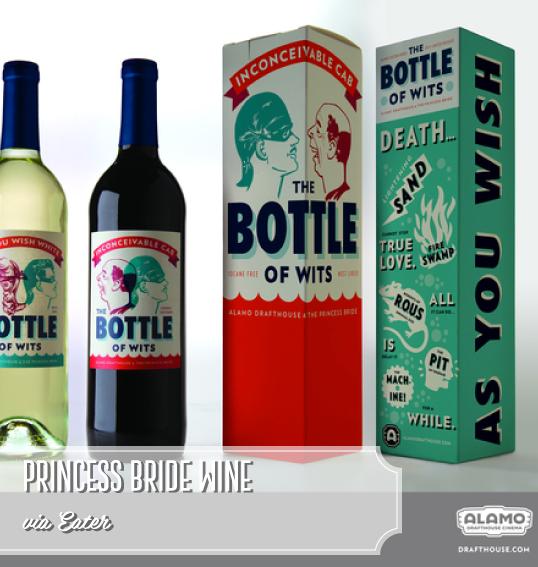 Princess Bride Wine