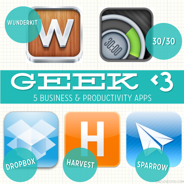 linzlovesyou-geeklove-apps for business