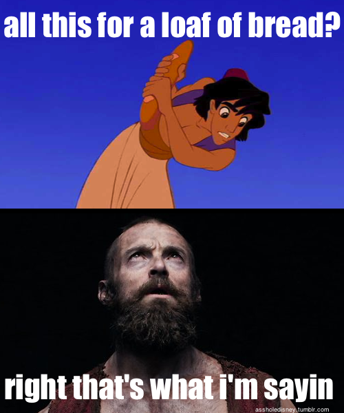 aladdin les miserables
