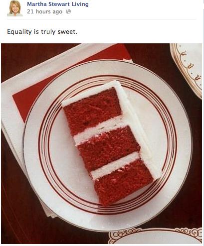 martha stewart equality