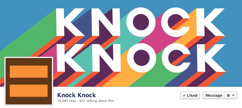 knockknock equality